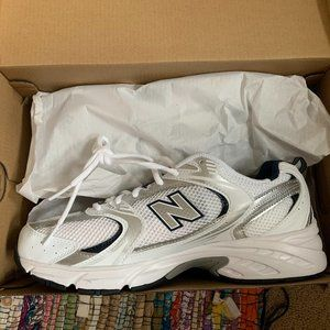 New Balance 530 White/Navy